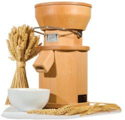 Graan en meel keukenmolens