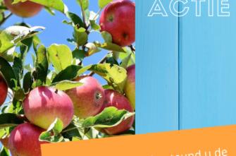 Fruitbomen actie